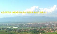 Teren constructie casa Sibiu