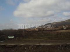 Teren Sibiu 2800 mp cu PUZ constructie hala