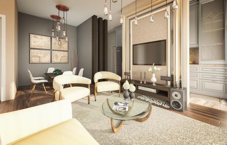Vanzare apartament, 2 camere, in Sector 1, zona Herastrau
