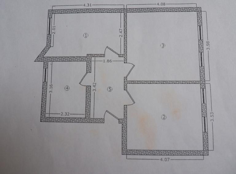 Vanzare apartament, 2 camere, in Sector 1, zona Titulescu