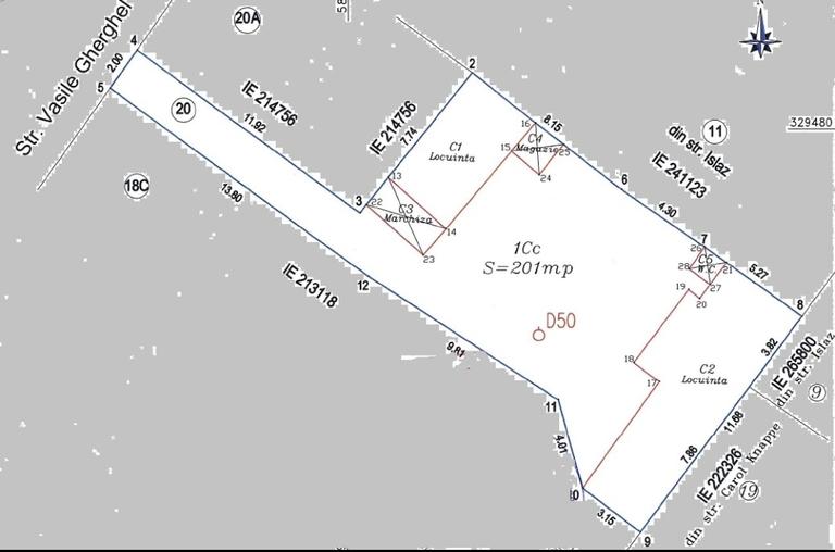 Se vinde casa, 3 camere, in Sector 1, zona Domenii